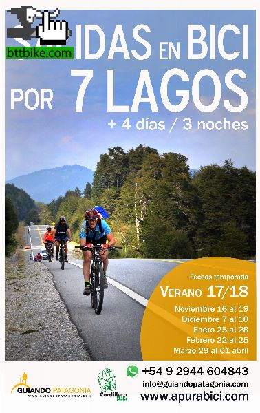 7 lagos Mountain Bike