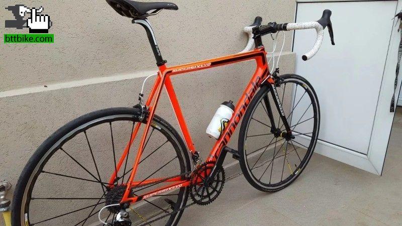 CANNONDALE SUPERSIX EVO.HIGH.MOD.DURACE usada Bicicleta en Venta - BTT