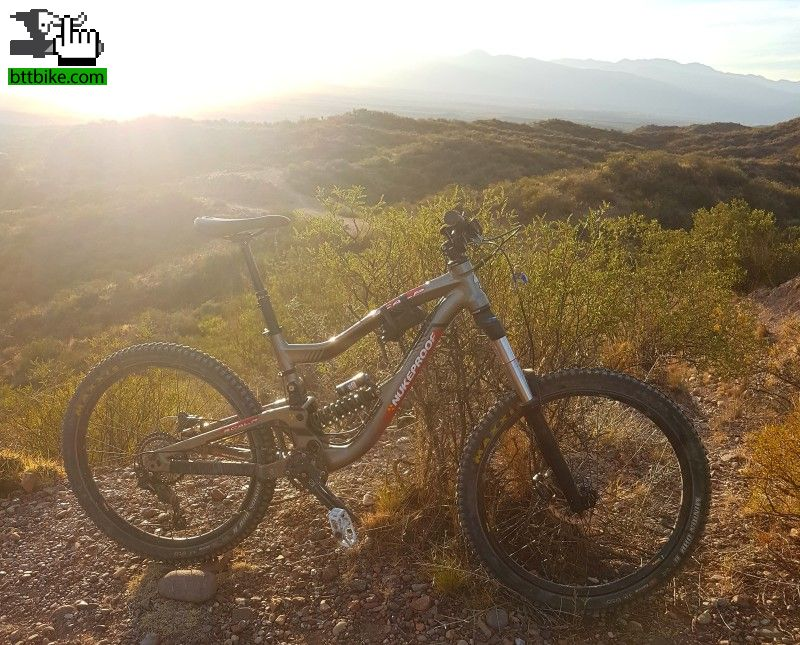 Nukeproof Scalp Endurizada