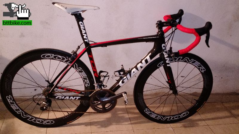 Bicicletas de ruta y pista Giant TCR advanced SL