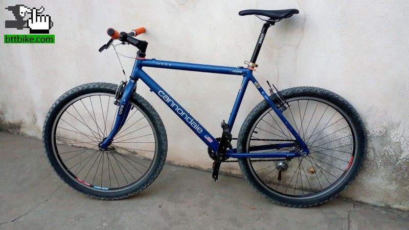 Cannondale M500 1995 Single Speed
