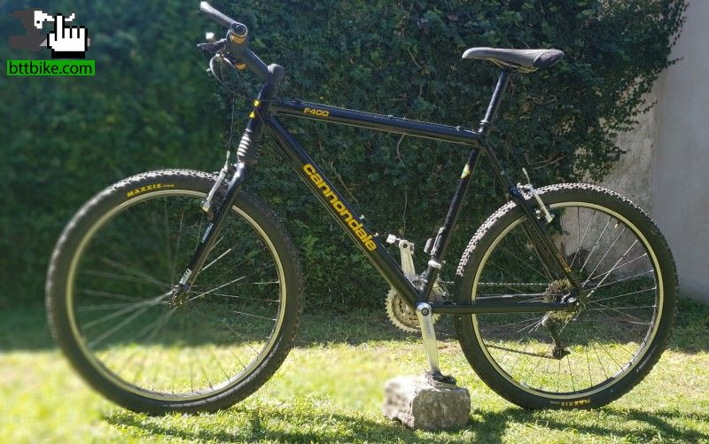 Cannondale f400 caad2