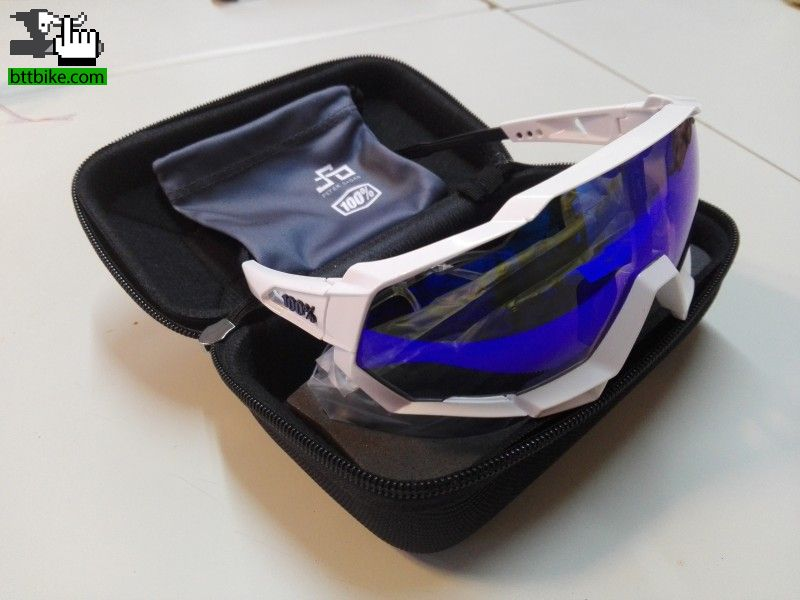 d9b8d6b247 Gafas 100% Speedcraft Ciclismo - C/ Miopia usada en Venta - BTT