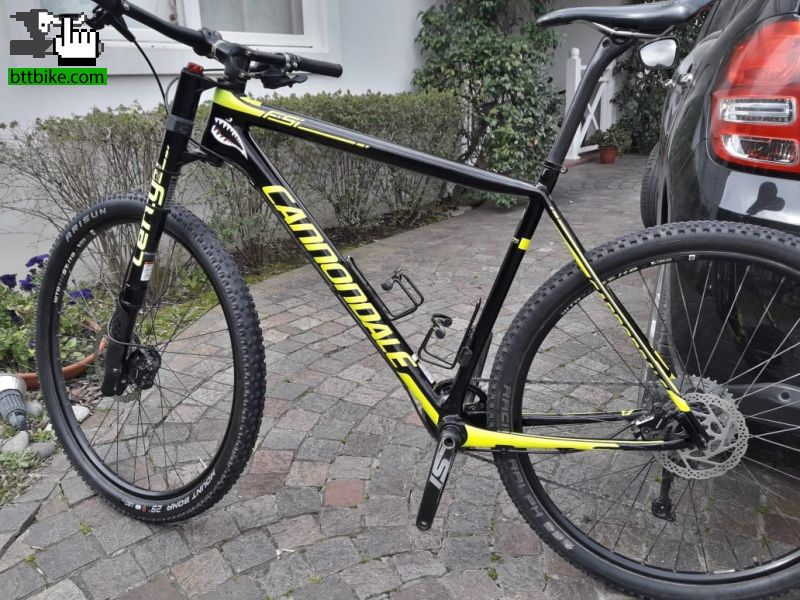 XC Cross Country CANNONDALE LEFTY CARBONO 2017
