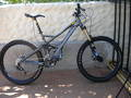 "Vendo GIANT REIGN X1 M 18"" 2009 6,7"" (170mm)"