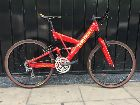 Cannondale Super V 1000 1998 full xtr